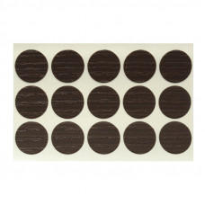 Заглушка минификса самоклейка IF Лимба шоколад 292 plr2 (15шт./лис