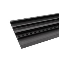 Внутренний фасад графит (ВШС-18,5мм) L=1100mm для ERGO BOX Linken System