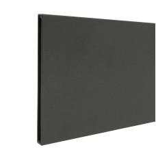 Поперечная стенка графит (ВШС-73мм) L=1100mm для ERGO BOX Linken System