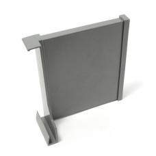 Разделитель на поперечную стенку (W=92)для ERGO BOX графит Linken System