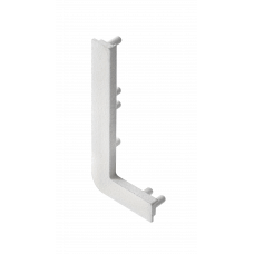 Заглушка левая для профиля GTV VELLO L Алюминий (10 шт)