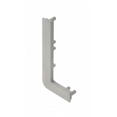 Заглушка левая для профиля GTV VELLO L Сталь (10 шт)