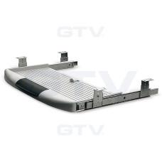 Полка под клавиатуру GTV Серая