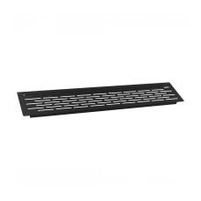 Решетка вентиляционная GTV Черная 480х60