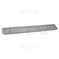 Решетка вентиляционная GTV Сталь 500x80