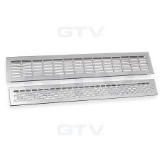 Решетка вентиляционная GTV Алюминий 480х60