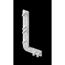 Заглушка правая для профиля GTV VELLO L Алюминий (10 шт)
