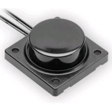 Выключатель, регулятор яркости GTV Черный