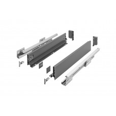 Выдвижная система AXIS PRO l-400 мм низкий H84 Графит