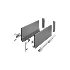Выдвижная система AXIS PRO l-350 мм очень высокий H199 Графит