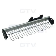 Выдвижной Крючок GTV для ремней и галстуков боковое крепление А
