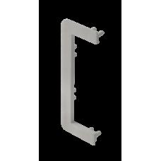 Заглушка для профиля GTV VELLO C Сталь (10 шт)