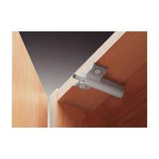 Демпфер дверной сильный светло-серый 65 x 10 мм