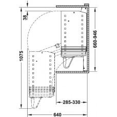 Подъемный механизм сталь цвет алюминий, 10-20 кг