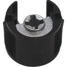 Корпус стяжки TAB 18 V 16 K цинк без покрытия