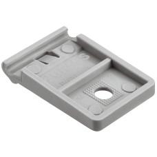 Стабилизатор фасада внутреннего выдвижного ящика Nova Pro Scala, пластик, серый