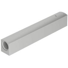 Адаптер для прикручивания выталкивателя пластик серый