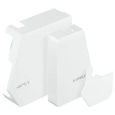 Заглушки к FREE Flap 3.15 E пластик белый