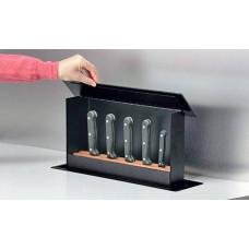 Подъемная система для ножей
