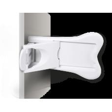 Замок для шкафа-купе 2 шт. BS-19 WHITE