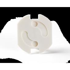 Заглушки для розеток 6 шт. BS-13 WHITE