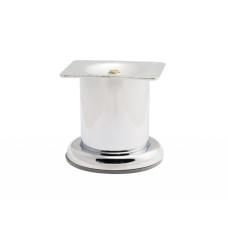 Опора нерегулируемая цилиндрическая GIFF Pillar 50/50 хром