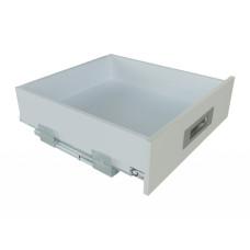 Выдвижной ящик GIFF PRIME FlatBox L=400 H=116 белый