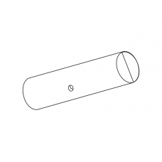 R-10 Удлинитель для труб GIFF хром