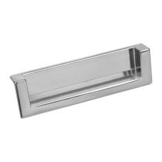 Ручка врезная Gamet UN50-0096-G0008 матовый хром