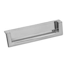 Ручка врезная Gamet UN50-0128-G0004 матовый хром