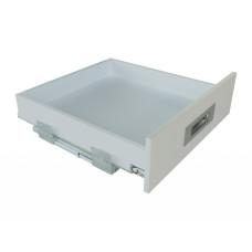 Выдвижной ящик GIFF PRIME FlatBox L=400 H=84 белый