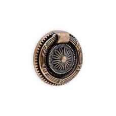 Ручка капля GIFF 14/065 античная бронза
