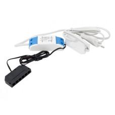 Блок питания к подсветке LED GIFF SPS-1 8W (блок питания, выход на 6 светильников)