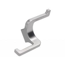 Крючок Gamet WP35-G0008 сатиновый хром