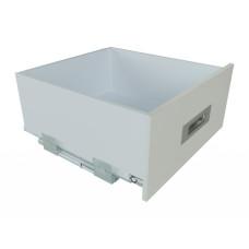 Выдвижной ящик GIFF PRIME FlatBox L=400 H=199 белый