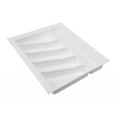 Лоток для столовых приборов 32/76 Volpato 390х490 белый